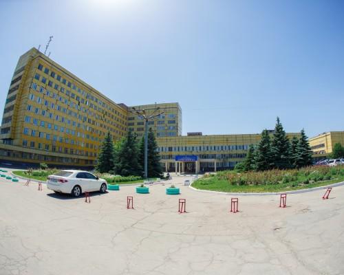 4-ая городская больница Днепропетроск