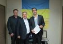Визит генерального директора Рош Украина