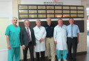 Switzerland donated equipment for hemodialysis in Ukraine
