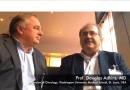 Professor Douglas Adkins (USA) and Professor Igor Bondarenko (Ukraine) talk about clinical trials