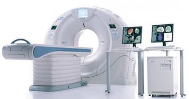 В Днепропетровской больнице №4 заработал новый компьютерный томограф